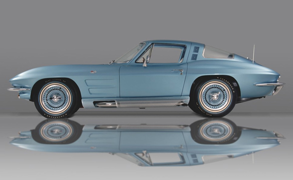 Bunkie Knudsen's 1964 Corvette to be Displayed at SEMA