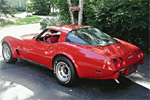1979 Corvette T-Top Coupe