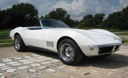 1968 Corvette Auctioned by Barrett-Jackson