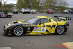 The BBV-branded Corvette C6.Rs