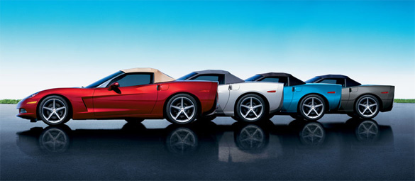2011 Corvette Production Statistics (So Far) by Model, Color