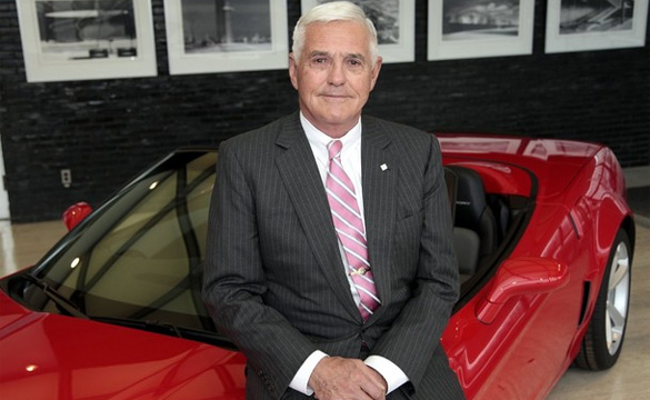 Bob Lutz: C7 Corvette is a Much Bolder and More Dramatic Design