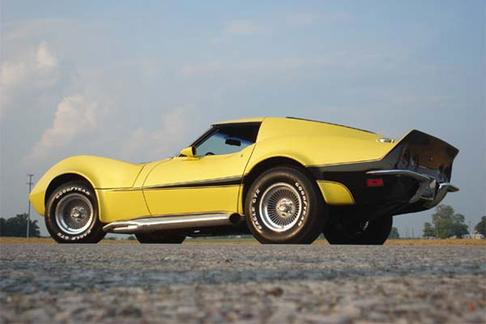 eBay Find of the Day: 1972 Baldwin Motion Moray GT Corvette