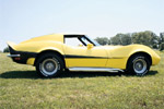 1972 Baldwin Motion Moray GT Corvette