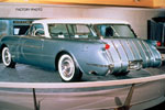 Corvettes on eBay: 1954 Corvette Nomad Recreation