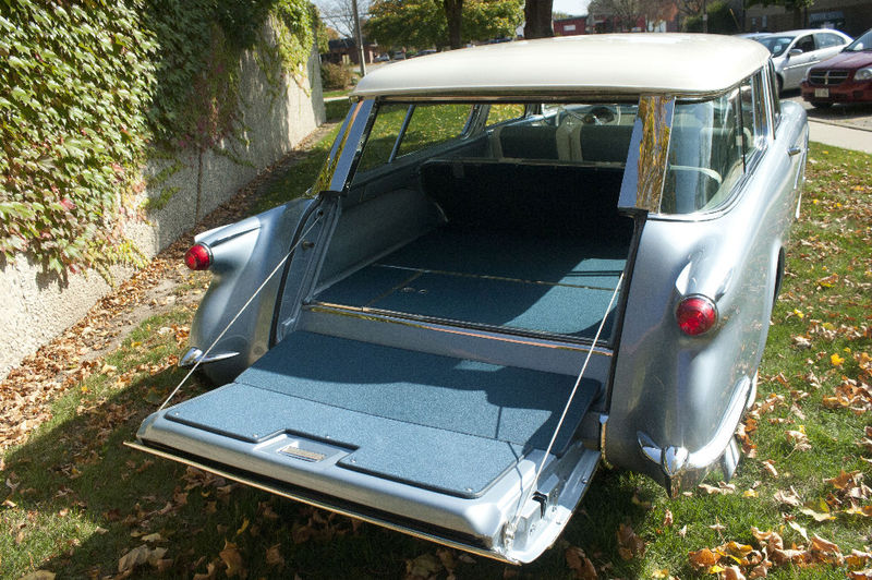 Corvettes on eBay: 1954 Corvette Nomad Recreation