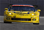 The Corvette C6.R at Laguna Seca
