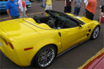 The Chevrolet Corvette ZR1 Goes Topless