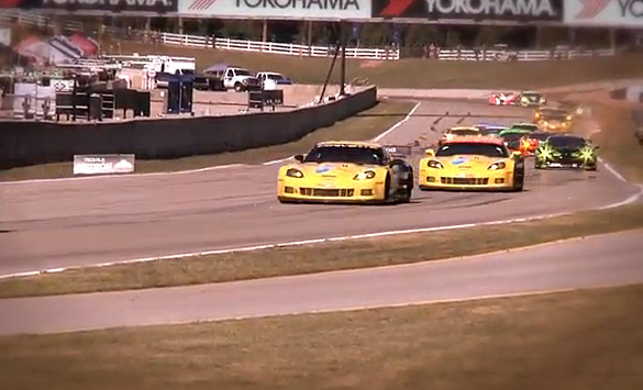 [VIDEO] Corvette Racing Series Episode 10: Petit Le Mans