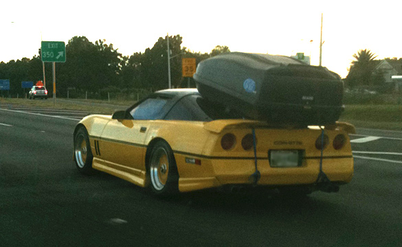 What Have You Hauled In, On or With Your Corvette