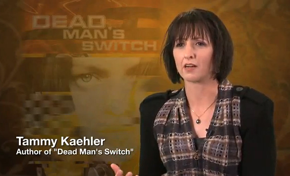 Book Review: Tammy Kaehler's Dead Man Switch