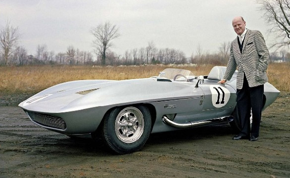 1959 Corvette Stingray Racer: XP-87
