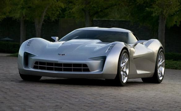 2009 Corvette Sting Ray (aka Sideswipe)