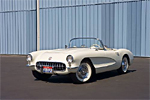 Bruce Willis' 1957 Corvette Roadster