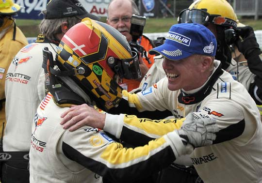 Corvette Racing's Win at Mosport Voted ALMS Story of the Year