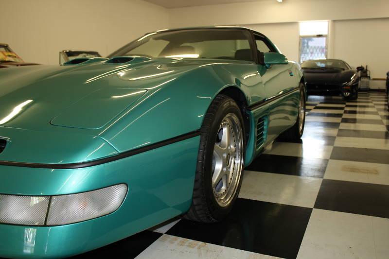 Corvettes on eBay: 1991 Twin Turbo Callaway Corvette