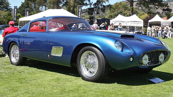 The Scaglietti Bodied Corvettes