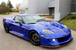 Corvette Z06-based Specter Werkes GTR Heading to SEMA