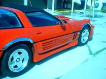 1985 Ferrari style Corvette For Sale