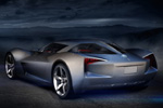 50th Anniversary Corvette Stingray Concept