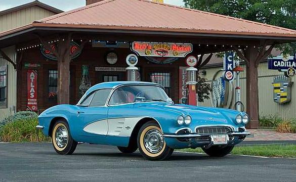 Corvette Auction Preview: The Bob McDorman Collection