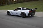 2011 Corvette Z06X Track Car Concept