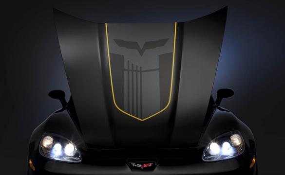 2010 SEMA: 2011 Corvette Z06X Concept