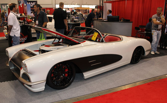 SEMA 2011: 1959 Corvette ZR59