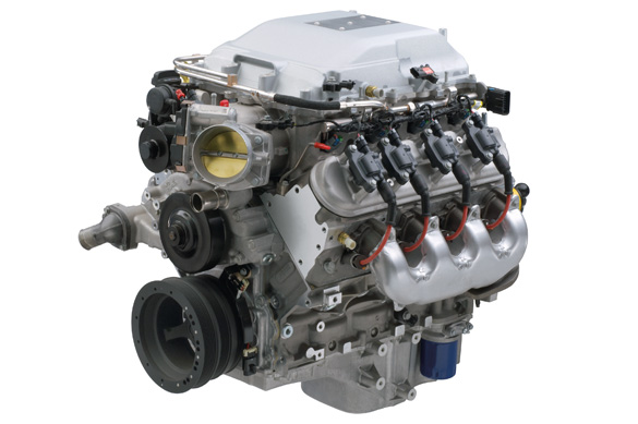 New 556 hp GMPP E-ROD LSA Crate Engine