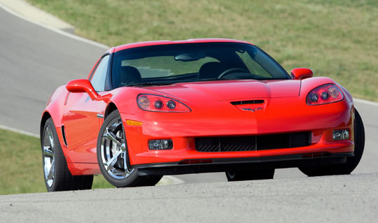 October 2009 Corvette Sales