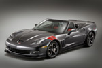 Accessorized Chevrolet Corvette Grand Sport with Heritage Package