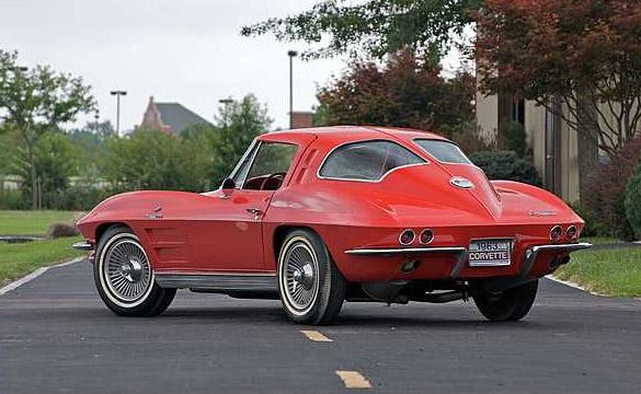 1963 Corvettes at the Bob McDorman Collection