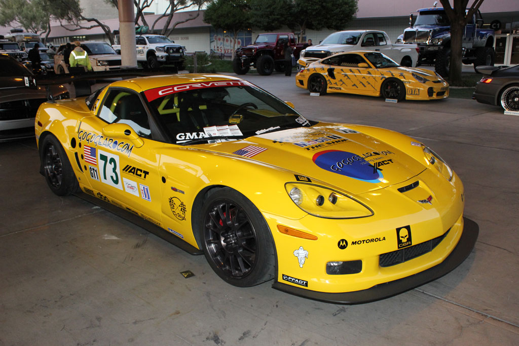 For Sale: 2011 Le Mans Winning Corvette Z06 Tribute Car - Corvette ...