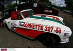 Corvettes of 2009's La Carrera Panamericana