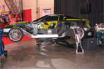 SEMA 2010 Corvette Exhibitions