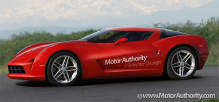 Corvette Stingray on Gm  Next Generation Corvette C7 Expected In 2012 As 2013 Model
