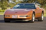 Late Model Corvettes at the Bob McDorman Collection