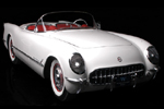 The 1953 Corvette Convertible