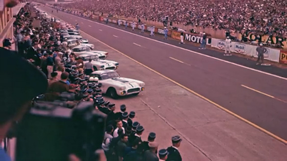 [VIDEO] 100 Years of Chevrolet Racing Heritage