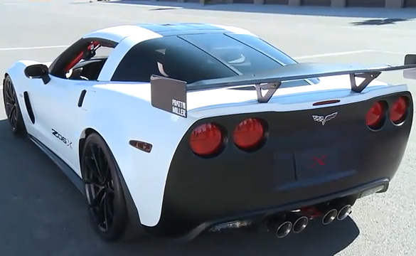 [VIDEO] Corvette Z06X and Camaro SSx Walkaround