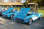 Corvettes for Chip 2011