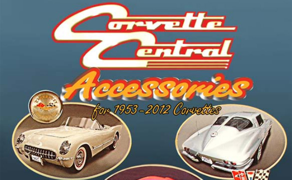 Get the latest Accessories Catalog for 1953-2012 Corvettes from Corvette Central