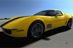 C6 Based Retro Corvette C3R Stingray