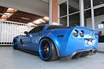 Keeping it Clean: SS Vette's Wicked Widebody