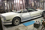 1987 Corvette 4-Door with Suicide Doors