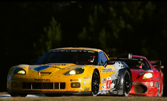 [VIDEO] Chevy's Proof | Corvette Racing Victory | 2010 Petit Le Mans