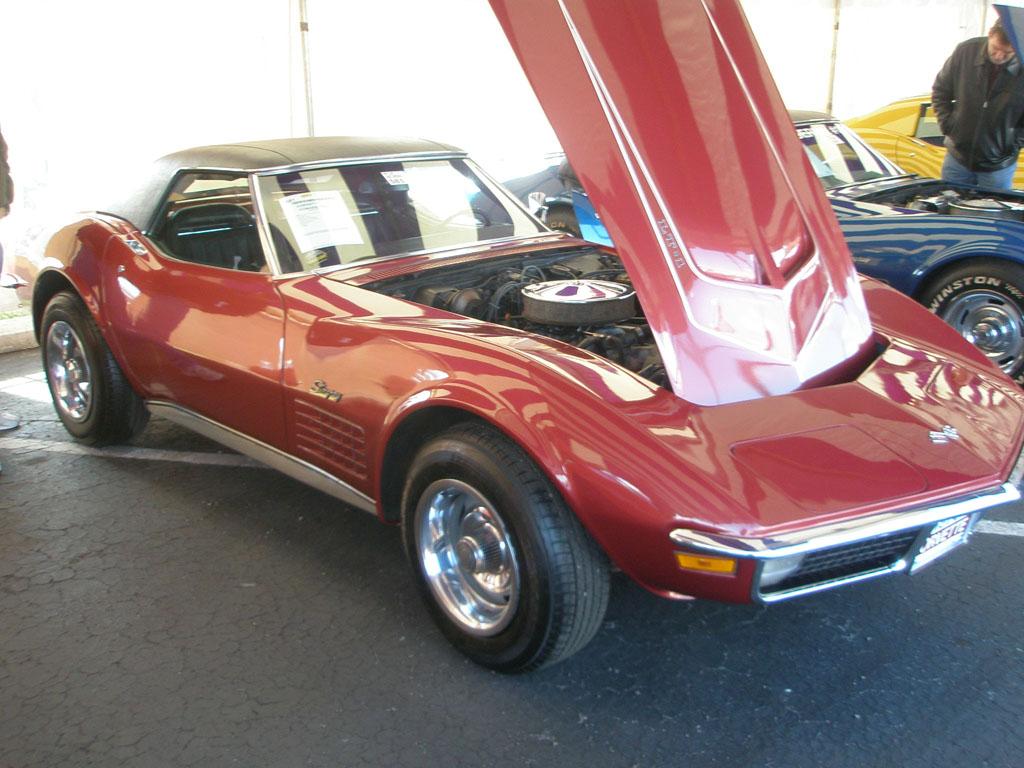 PICS] Mecum Auctions the Bob McDorman Collection - Corvette: Sales ...