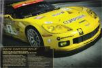 The #3 Corvette C6.R