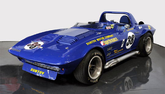Superformance Recreates Iconic Corvette Grand Sport