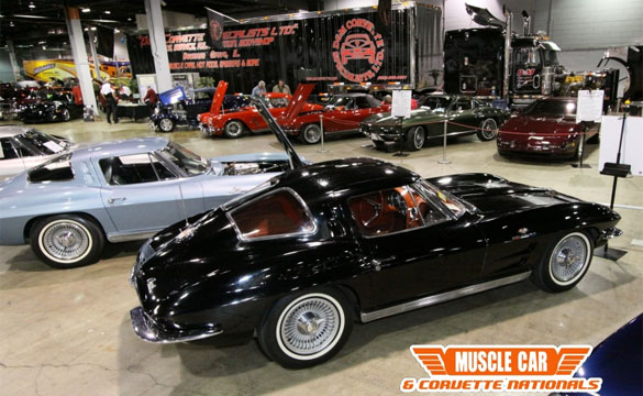 The Muscle Car and Corvette Nationals Blow into the Windy City this Weekend